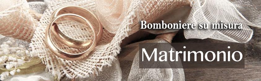 Bomboniere in Legno per Matrimonio